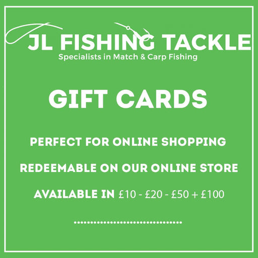 JL FISHING GIFT CARDS - JL Fishing Tackle