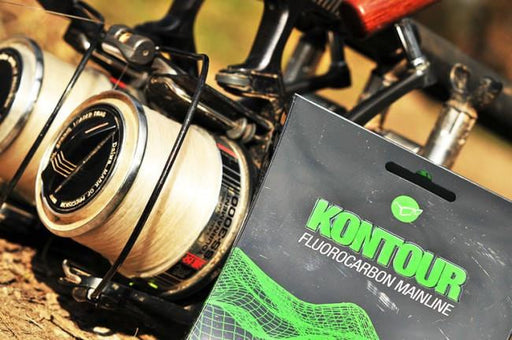 Korda Kontour Flurocarbon Mainline - JL Fishing Tackle