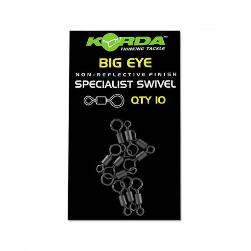 Korda Big Eye Swivel - JL Fishing Tackle