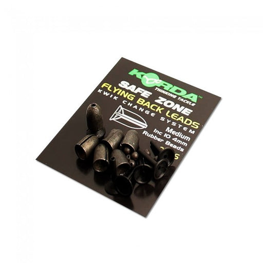 Korda Safe Zone Flying Back Leads - JL Fishing Tackle