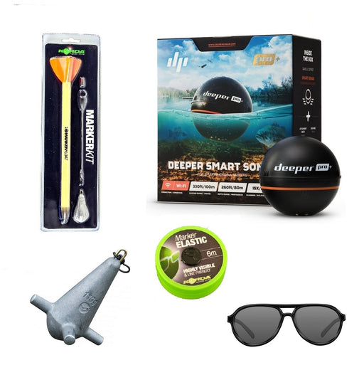Deeper Pro Plus With Free Summer Bundle Worth £57! - JL Fishing Tackle
