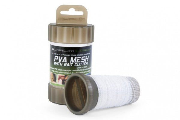 Korum Pva Mesh With Bait Cutter - JL Fishing Tackle