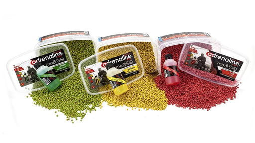 Adrenaline Method Mix & Go - JL Fishing Tackle