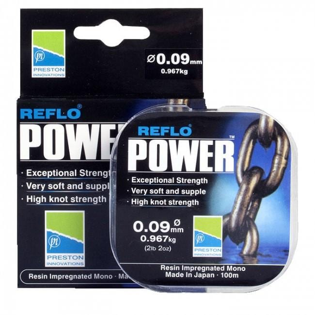 Preston Innovations Reflo Power Line - JL Fishing Tackle