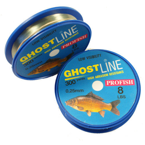 Profish Ghostline 300yds Line - JL Fishing Tackle
