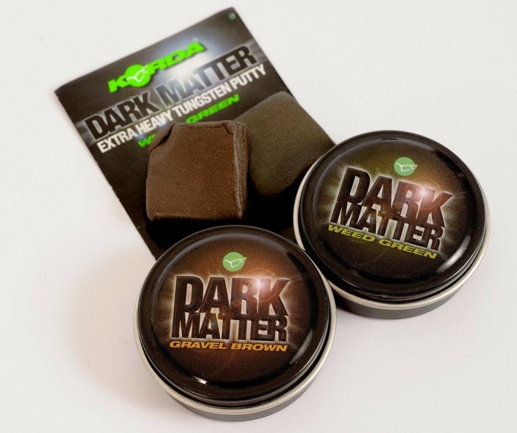 Korda Dark Matter Extra Heavy Tungsten Putty - JL Fishing Tackle