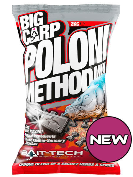 Bait-Tech Poloni Groundbait 2kg - JL Fishing Tackle