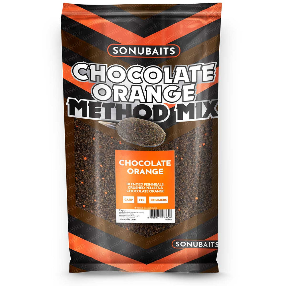 Sonubaits Chocolate Orange - JL Fishing Tackle