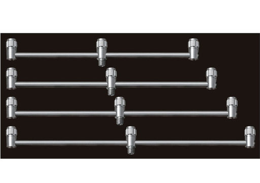 Solar P1 Stainless 3 Rod Buzzer Bars - JL Fishing Tackle