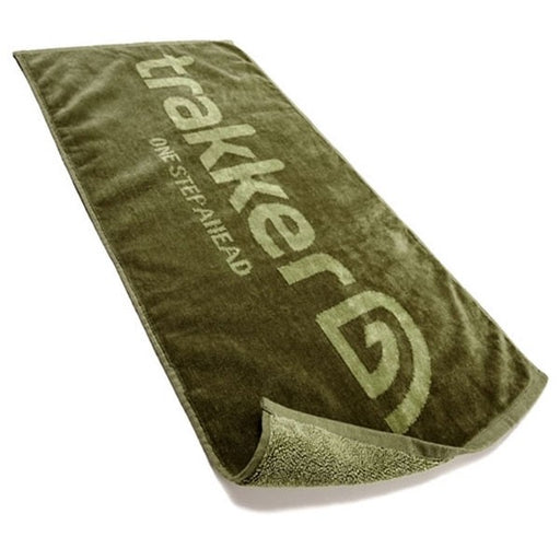 Trakker Olive Hand Towel - JL Fishing Tackle