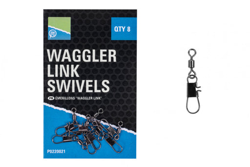 Preston Innovations Waggler Link Swivels