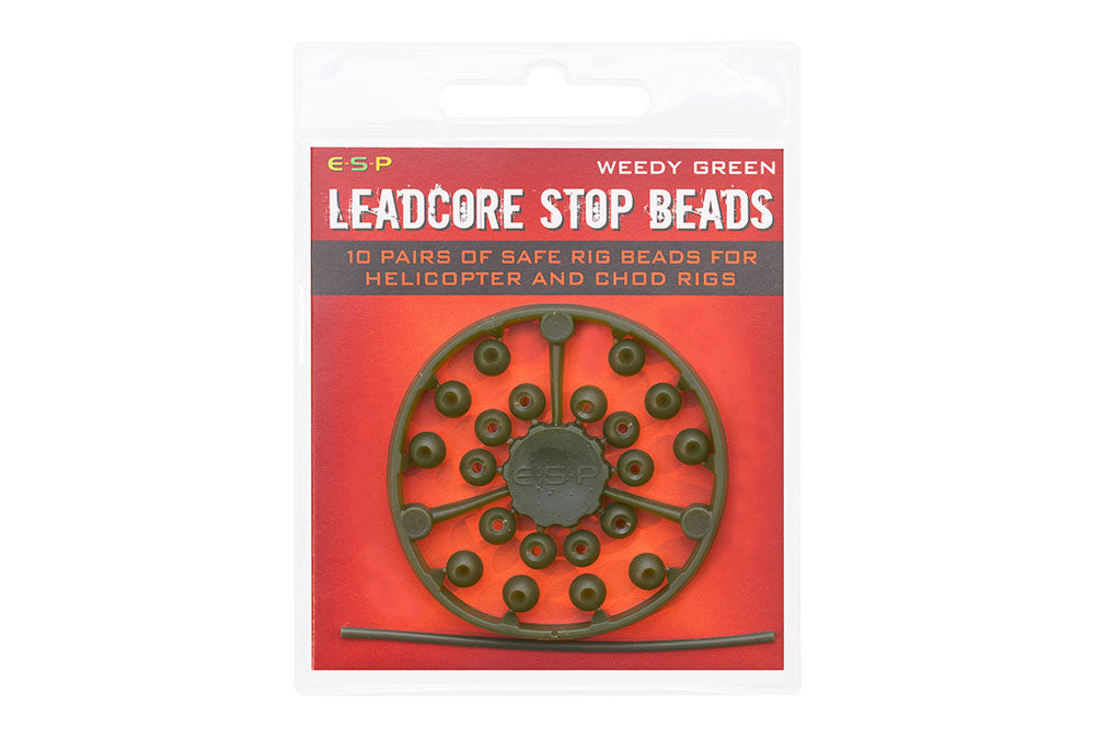 ESP Leadcore Stop Beads - JL Fishing Tackle