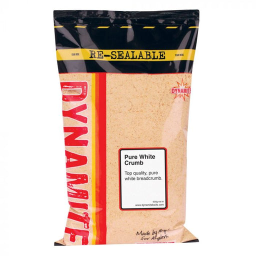 Dynamite Pure White Crumb 900g Bags