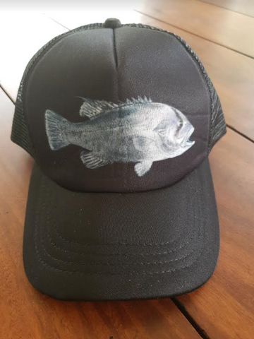 Bump Nose Trevally Print