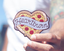 """Heartburn"" Patch - Lift Me Up Apparel"