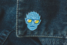 """Cold as Ice"" Enamel Pin - Lift Me Up Apparel"