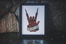 """Dream On"" Art Print - Lift Me Up Apparel"