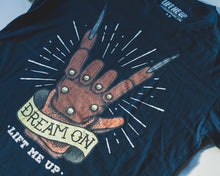"""Dream On"" Unisex T-Shirt - Lift Me Up Apparel"
