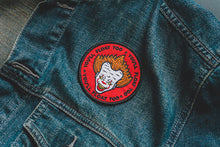 """Floater"" Patch - Lift Me Up - Hand Drawn Patches Pins and Apparel"