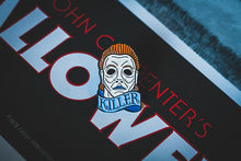 """Killer"" Enamel Pin - Lift Me Up - Hand Drawn Patches Pins and Apparel"