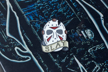 """Slay"" Enamel Pin - Lift Me Up - Hand Drawn Patches Pins and Apparel"