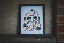 """Slay"" Art Print - Lift Me Up Apparel"