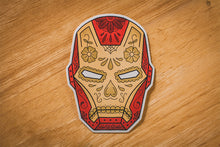 """Sugar Helmet"" Sticker - Lift Me Up Apparel"