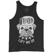 """Rotten"" Unisex Tank Top - Lift Me Up Apparel"