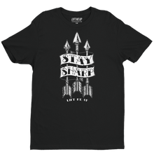 """Stay Sharp"" Unisex T-Shirt - Lift Me Up Apparel"