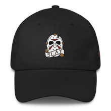 """Slay"" Dad Cap - Lift Me Up - Hand Drawn Patches Pins and Apparel"
