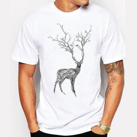 Men's Deer Shirt 207
