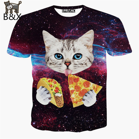 Galactic Pizza Cat