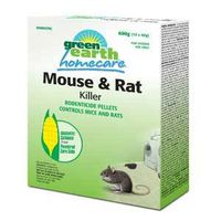 "Boulette de rodenticide ""Green Earth"""