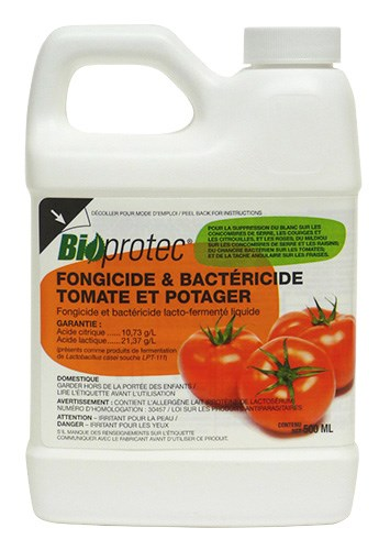 Fongicide tomate et potager Bioprotec