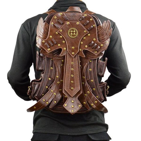 Sac à dos Steampunk - Lookamor