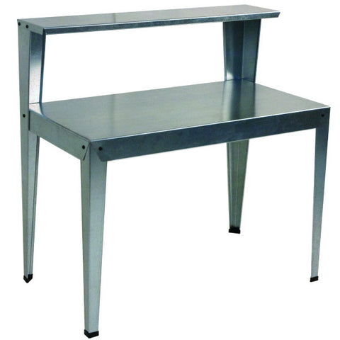 Poly Tex Galvanized Potting Bench Hg2000 Greenhousely
