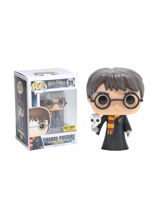 Funko Pop! Harry Potter with Hedwig Hot Topic Exclusive Vinyl Figure - Characters Co