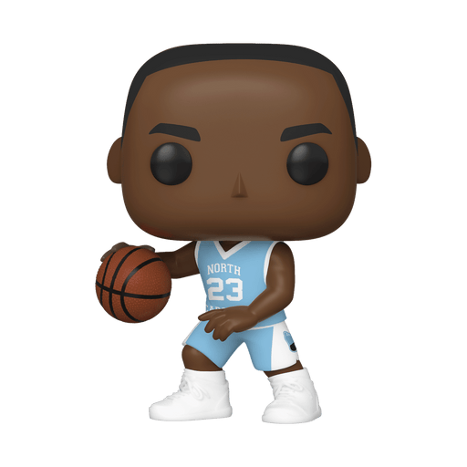 Michael Jordan Funko Pop! NCAA North Carolina Complete Set of 3 Vinyl Figures - Characters Co