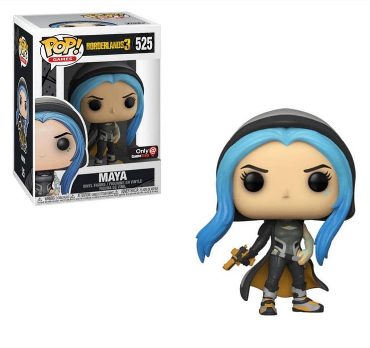 Maya Funko Pop! Games - Borderlands 3 Gamestop Exclusive Vinyl Figure - Characters Co