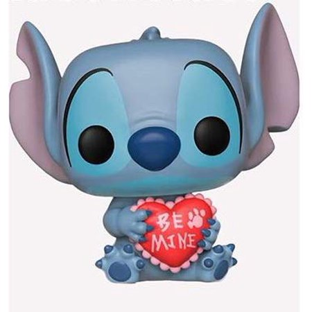 Funko Pop! Disney Lilo & Stitch - Stitch Valentine Hot Topic Exclusive Vinyl Figure - Characters Co