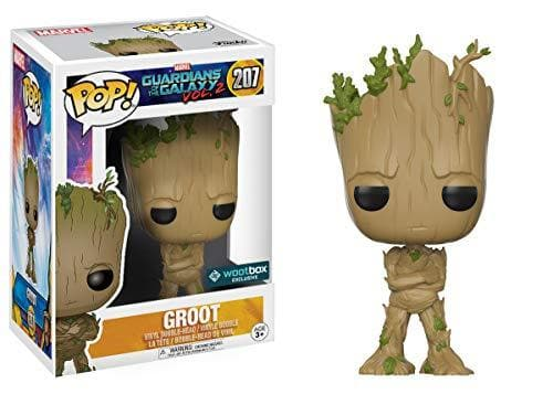 Adolescent Groot Amazon Exclusive Funko Pop! Movies: Guardians of The Galaxy Vinyl Figure - CharactersCo.com