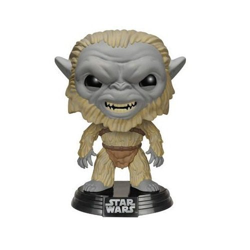 Funko POP Star Wars: Episode 7 - Varmik Action Figure - Characters Co