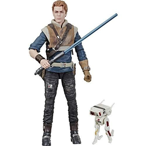 Star Wars Jedi Fallen Order - Black Series: Cal Kestis First Edition Action Figure - Characters Co