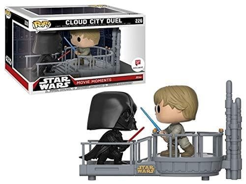 Funko Pop! Star Wars Movie Moments - Cloud City Duel Walgreens Exclusive Vinyl Figure - Characters Co