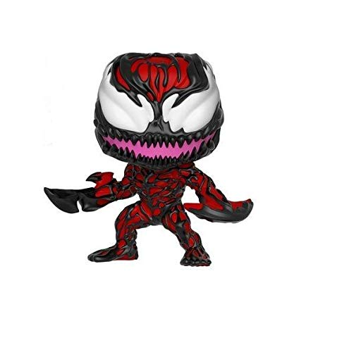 Funko Pop Movies: Venom - Carnage with Axes FYE Exclusive Vinyl Figure - Characters Co