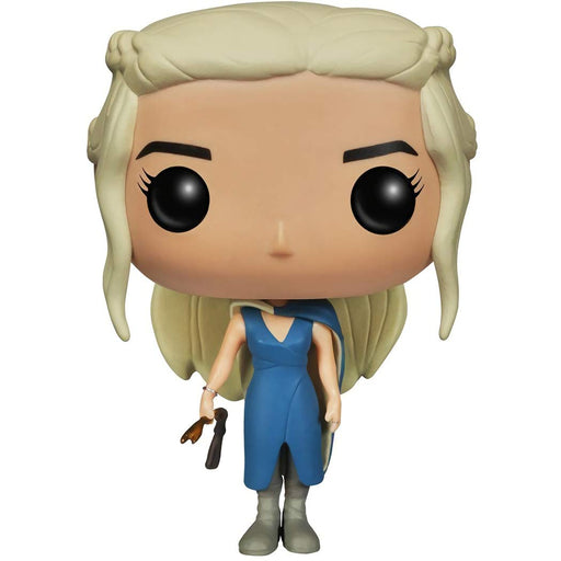 Daenerys Targaryen Funko Pop! Game of Thrones Blue Dress Vinyl Figure - CharactersCo.com