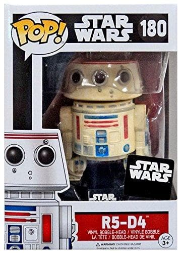 Funko Pop! Star Wars R5-D4 Smugglers Bounty Exclusive - Characters Co