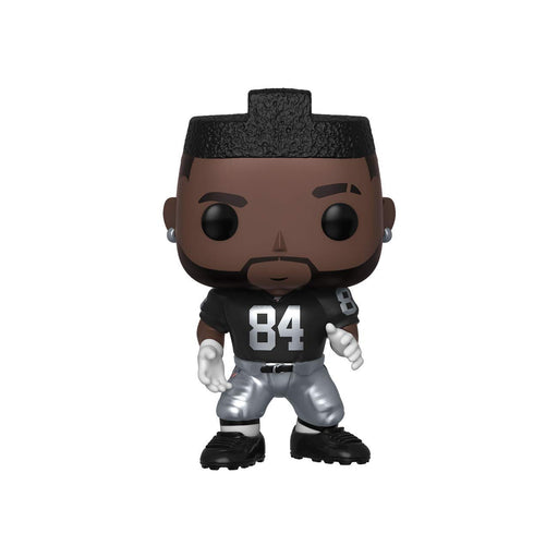 Funko Pop! NFL: Antonio Brown (Home Jersey) Raiders Vinyl Figure - Characters Co