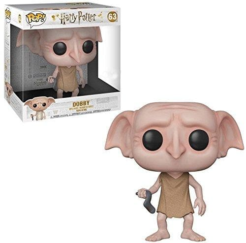 "10"" Dobby Funko Pop! Harry Potter Target Exclusive Vinyl FIgure - CharactersCo.com"
