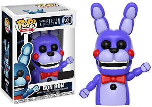 Funko Pop! Games Bon Bon, Five Nights at Freddy's Vinyl Figure - Characters Co
